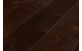 Ясень Кофе лак, Массивная доска Amber Wood