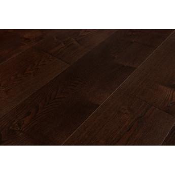 Массивная доска Amber Wood Ясень Кофе