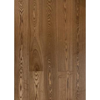 Массивная доска Amber Wood Ясень Светлый орех