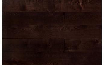 Массивная доска Амбер Вуд Дуб Кофе