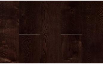 Паркетная доска Amber Wood Дуб Кофе Браш Лак