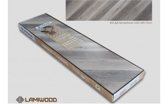 Ламинат Lamiwood Дуб Австрийский 802