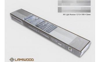 Ламинат Lamiwood Дуб Фьюжн 901