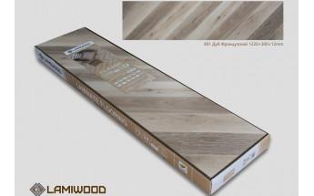 Ламинат Lamiwood Дуб Французский 801