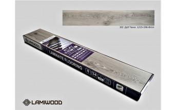 Ламинат Lamiwood Дуб Техно 102
