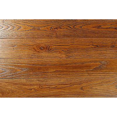 Грецки орех натур браш, Коллекция массивной доски из экзотических пород дерева, Sherwood Parquet