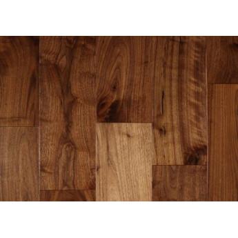 Массивная доска Magestik Floor Американский Орех Натур