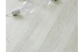 Паркетная доска Karelia Дуб electric light трёхполосный
