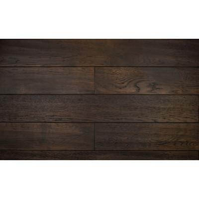 Дуб Jawa лак состаренный, Массивная доска Amber Wood