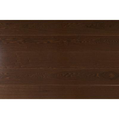 Ясень Шоколад лак, Паркетная доска Amber Wood