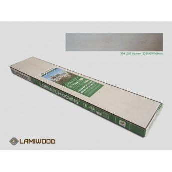 Ламинат Lamiwood Дуб Уолтон 204