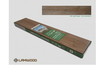 Ламинат Lamiwood Дуб Руперт 205