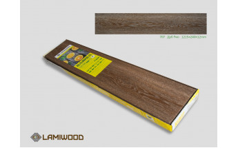 Ламинат Lamiwood Дуб Рио 707