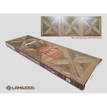Ламинат Lamiwood Дуб Шопард 845