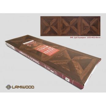 Ламинат Lamiwood Дуб Бушерон 846