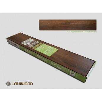 Ламинат Lamiwood Дуб Коньячный 2410