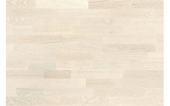 Ясень white pearl 3-х полосный, Коллекция SALSA ART, Tarkett
